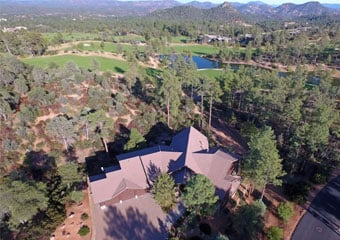 Image of a home in Chaparral Pines