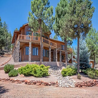 an image of a home in Heber Overgaard Arizona