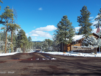 2489 Willow Way, Pinetop, Arizona 85935, ,Land,For Sale,Willow,235142