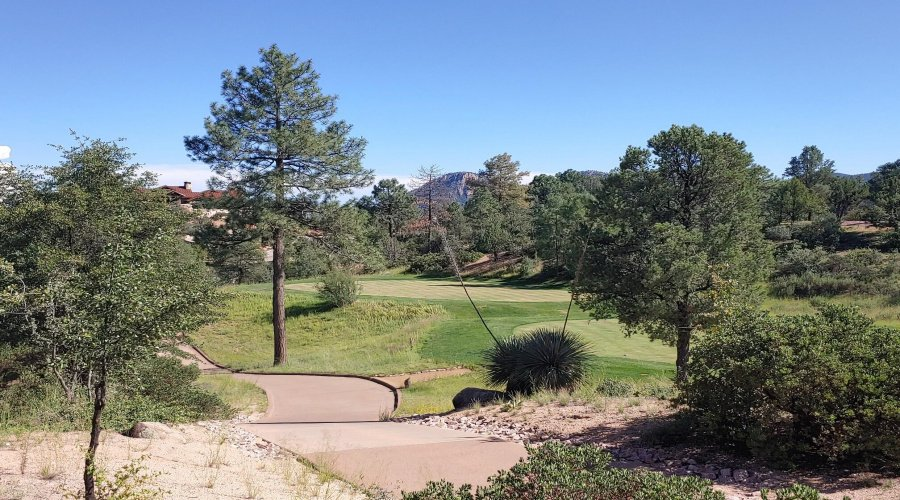 View 9 photos for 802 Monument Valley Drive, Payson, Arizona 85541 a located in Rim Club, The 1 & 2